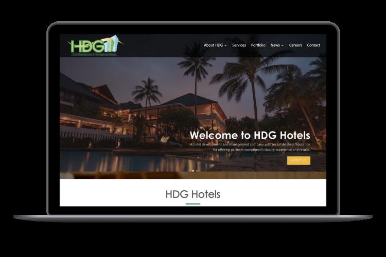 HDG - Laptop Graphic